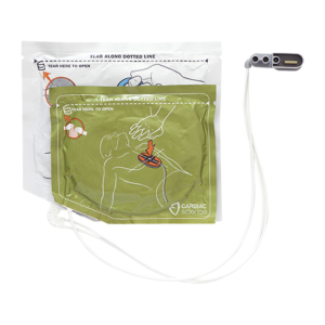 Cardiac Science Powerheart G5 adult electrode pads CPRD