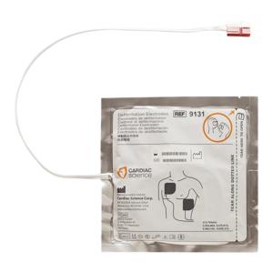 Cardiac Science Powerheart G3 adult electrode pads
