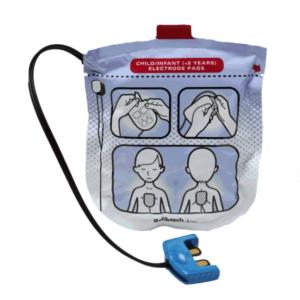 Defibtech Lifeline view Paediatric Electrode Pads