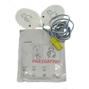 Schiller Fred Easy paediatric electrode pads