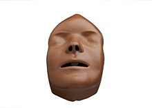Laerdal Mini Anne Plus face dark skin
