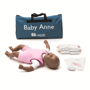 Laerdal Baby Anne with dark skin