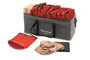 Laerdal Mini Anne Plus Uni Color skin set of 10