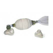Laerdal Silicone Resuscitator (LSR) Adult complete in compact case