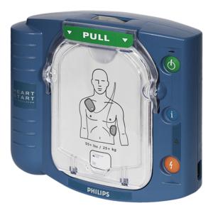 Philips Heartstart HS1 semi-automatic AED