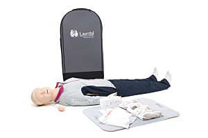 Laerdal Resusci Anne First Aid  Full Body Trolley Suitcase