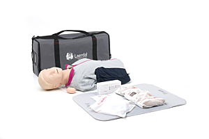 Laerdal Resusci Anne First Aid Torso with carrier case