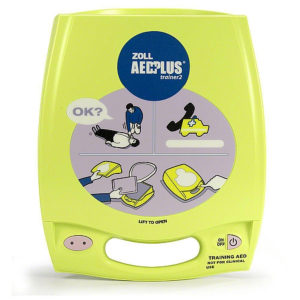 Zoll AED Plus Trainer 2 training unit
