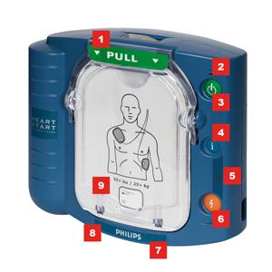 Philips Heartstart HS1 AED